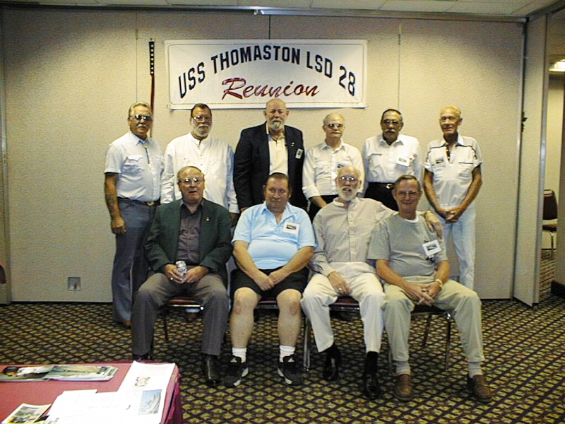 Uss Thomaston Reunion Photos